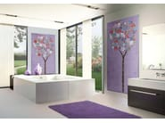 Glass mosaic BLOOMING - VETROVIVO