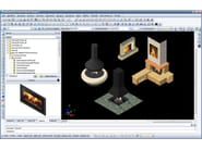 2D & 3D CAD technical design BlumatiCAD Easy 3D - Blumatica