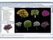Insertion 3D design in landscape photo BlumatiCAD Fotoinserimento Paesaggistico - Blumatica