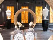Wood and glass boiserie PORTOFINO   Boiserie - VGnewtrend