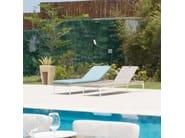 Lettino da giardino BRAFTA 22939 - SKYLINE design