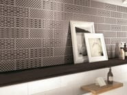 Indoor white-paste wall tiles BRICK GLOSSY - Ragno