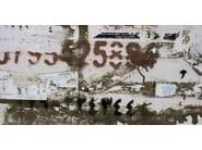 Washable nonwoven wallpaper BRUSH - CREATIVESPACE