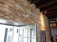 Reclaimed wood 3D Wall Tile BUMPY - Teakyourwall