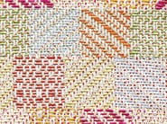 Jacquard upholstery fabric with graphic pattern CABO POLONIO - Élitis