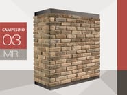 Wall tiles with terracotta effect CAMPESINO MR03 TERRAKOTTA - GEOPIETRA®