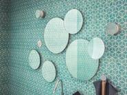 Wall-mounted bathroom mirror CAMPUS | Mirror - Birex