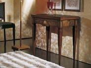 Consolle allungabile in legno massello CANALETTO | Consolle rettangolare - Arvestyle