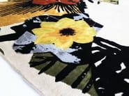 Handmade wool rug CANDY CRUSH - HENZEL STUDIO
