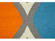 Wool rug with geometric shapes CANDYLEAF - Jaipur Rugs