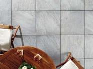 Pavimento per esterni effetto pietra CASTELLO GREY - GRANULATI ZANDOBBIO