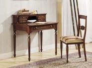 Solid wood secretary desk CESAR - Arvestyle