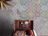 Motif wallpaper CHALKS - Wall&decò