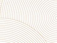 Carta da parati geometrica in carta non tessuta CIRCLES #02 - EXTRATAPETE