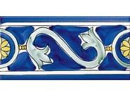 Ceramic wall tiles / flooring CLASSICO VIETRI ANNACHIARA BLU - CERAMICA FRANCESCO DE MAIO