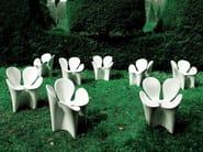 Easy chair CLOVER - Driade