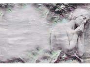 Carta da parati lavabile in tessuto non tessuto CM002 | Carta da parati - CREATIVESPACE