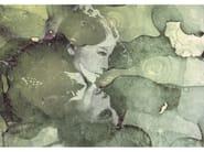 Washable nonwoven wallpaper CM010 | Wallpaper - CREATIVESPACE