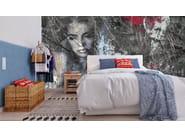 Washable nonwoven wallpaper CM014 | Wallpaper - CREATIVESPACE