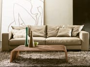 Low solid wood coffee table MILLERIGHE | Coffee table - Pacini & Cappellini