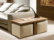 Extending low coffee table PLANO | Coffee table - Pacini & Cappellini