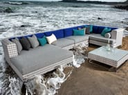 Square coffee table MADISON | Coffee table - 7OCEANS DESIGNS