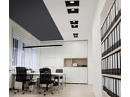 LED built-in lamp for false ceiling COMA E - FLASH DQ by LUG Light Factory
