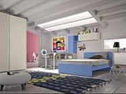 Teenage bedroom COMPOSITION 1 - Mottes Mobili
