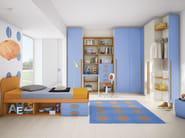 Teenage bedroom COMPOSITION 6 - Mottes Mobili
