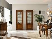Solid wood display cabinet CONTESSA | Display cabinet - Devina Nais