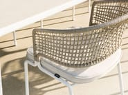Garden chair with armrests CTR | Chair - TRIBÙ
