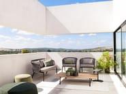 2 seater garden sofa CTR | Sofa - TRIBÙ