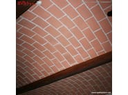 EPS ceiling tiles Vaulted suspended ceiling - Wall System