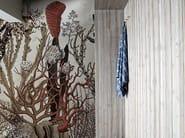 Motif bathroom wallpaper CORALFULL - Wall&decò