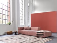 Corner sectional fabric sofa TRIO | Corner sofa - COR Sitzmöbel Helmut Lübke