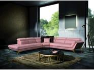 Corner sectional sofa SUELI   Corner sofa - Egoitaliano