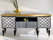 Lacquered sideboard with drawers CP188 | Sideboard - Rozzoni Mobili d'Arte