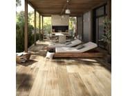 Ceramic flooring with wood effect CROSS WOOD | Flooring - Panaria Ceramica