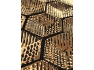 Ceramic mosaic CUBE - AREZIA