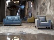 2 seater fabric sofa CUCCIOLO | 2 seater sofa - Domingo Salotti