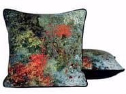 Contemporary style square cushion DAME DE FER - LELIEVRE
