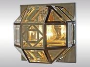 Classic style wall lamp DAMENSALON PURKERSDORF - Woka Lamps Vienna