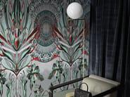 Motif wallpaper DARLINGTONIA - Wall&decò