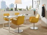 Meeting table DECIDE 4 - SMV Sitz- und Objektmöbel