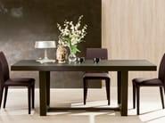 Extending rectangular table DELTA - Pacini & Cappellini