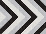 Marble grit wall/floor tiles DELTA V - Mipa