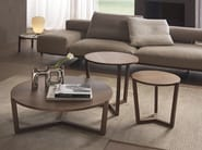 Low round coffee table DENNY - Pacini & Cappellini