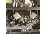 Cucina componibile laccata DHIALMA - COMPOSIZIONE 02 - Marchi Cucine