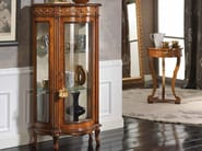 Solid wood display cabinet ILARIA | Display cabinet - Arvestyle