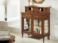 Solid wood display cabinet GIGLIO | Display cabinet - Arvestyle